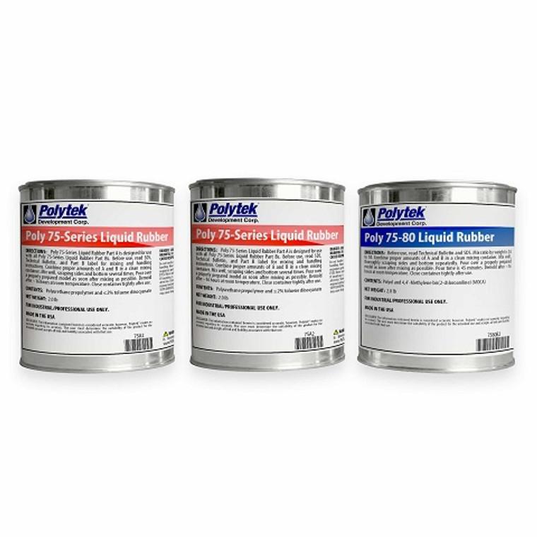 Poly 75-80 Liquid Rubber