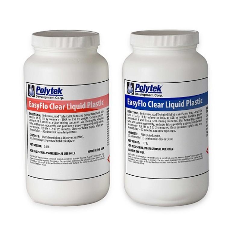 EasyFlo Clear Liquid Plastic