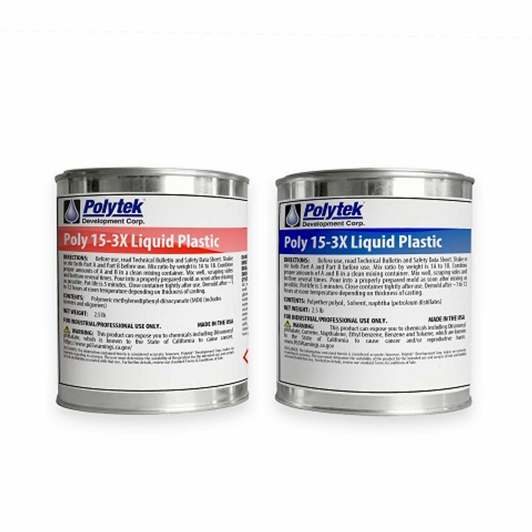 Poly 15-3X Liquid Plastic