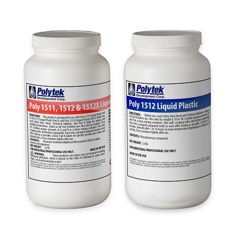 Poly 1512 Liquid Plastic