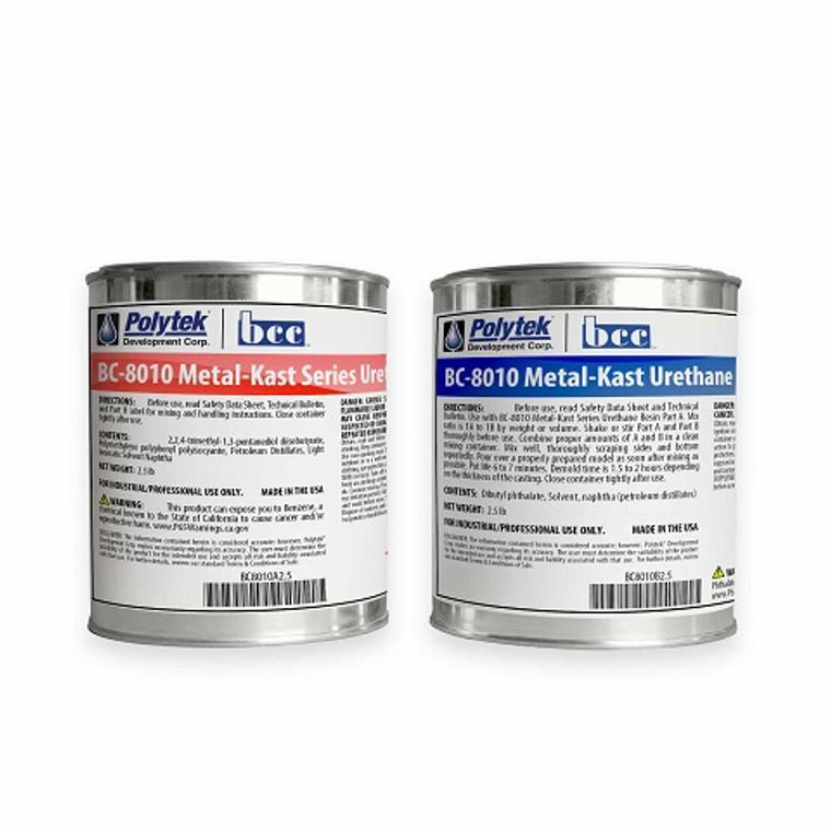 BC-8010 Metal-Kast Urethane Resin
