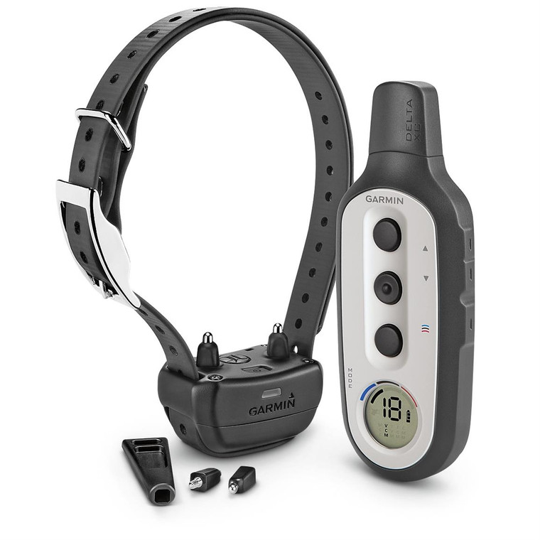garmin delta xc bundle at okie dog supply - ships free and includes everything you need for training