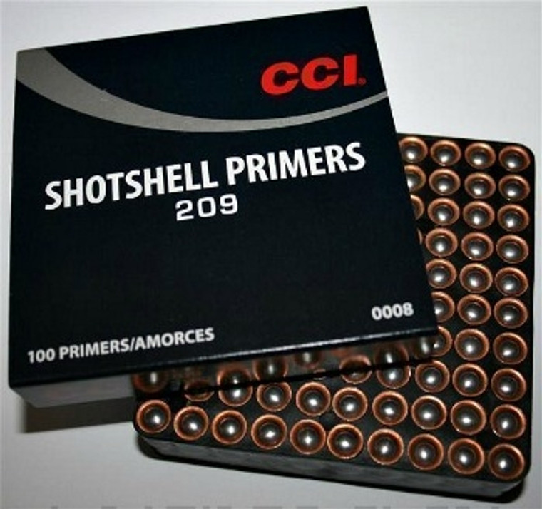 .209 primers for use with traditions starter pistol at okie dog supply