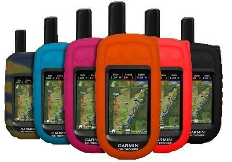 coverall for garmin alpha handhelds in a myriad of colors at okie dog supply