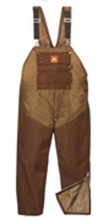 mule hunting clothes comfort tuff bibs - lighter weight and more flexible - available at okie dog supply