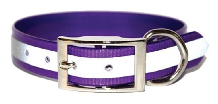 1 inch reflective collar for beagles or small dogs