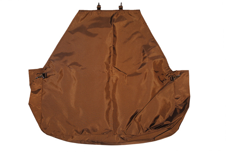 mule brand gear and apparel brown lightweight gamebag