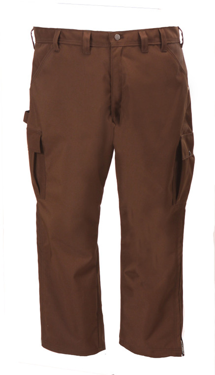 mule brand gear and apparel briarproof pants - tough, waterproof, built for briars at okie dog supply
