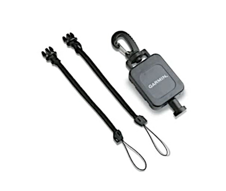 garmin retractable lanyard tether at okie dog supply - for use with many different garmin systems