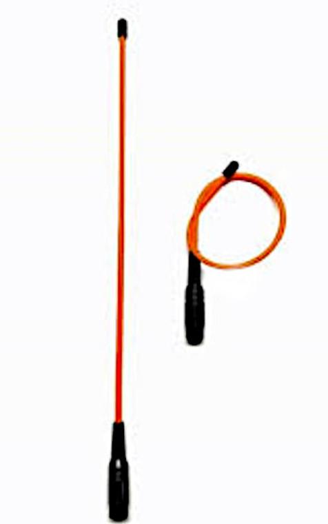 original flexible antenna for garmin alpha, garmin astro or dogtra pathfinder - at okie dog supply