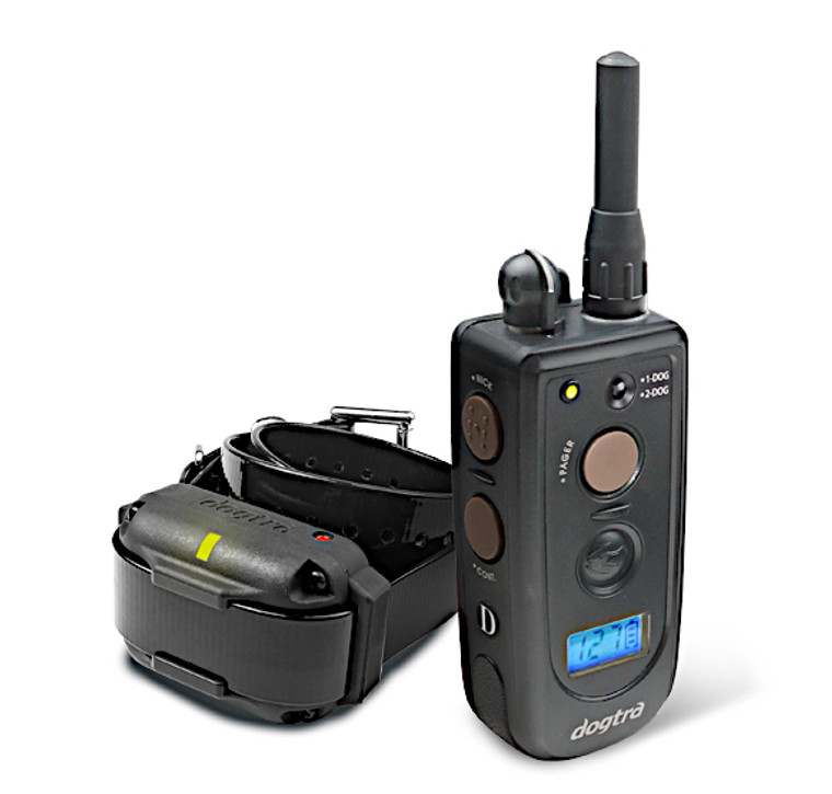 dogtra 2300ncp remote and collar. 3/4 Mile range. Expands to 2 dogs. Ships free at OKIE DOG SUPPLY!
