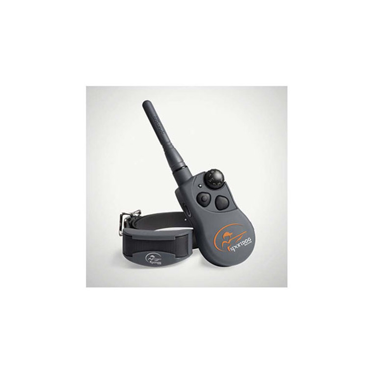 The SportDOG Brand SportHunter 825X is SportDOG's introductory e-collar to the long-range, SportHunter family.