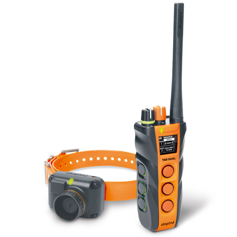 dogtra 2700 t&b dual remote training system - 1 dog system - ships free at okie dog supply