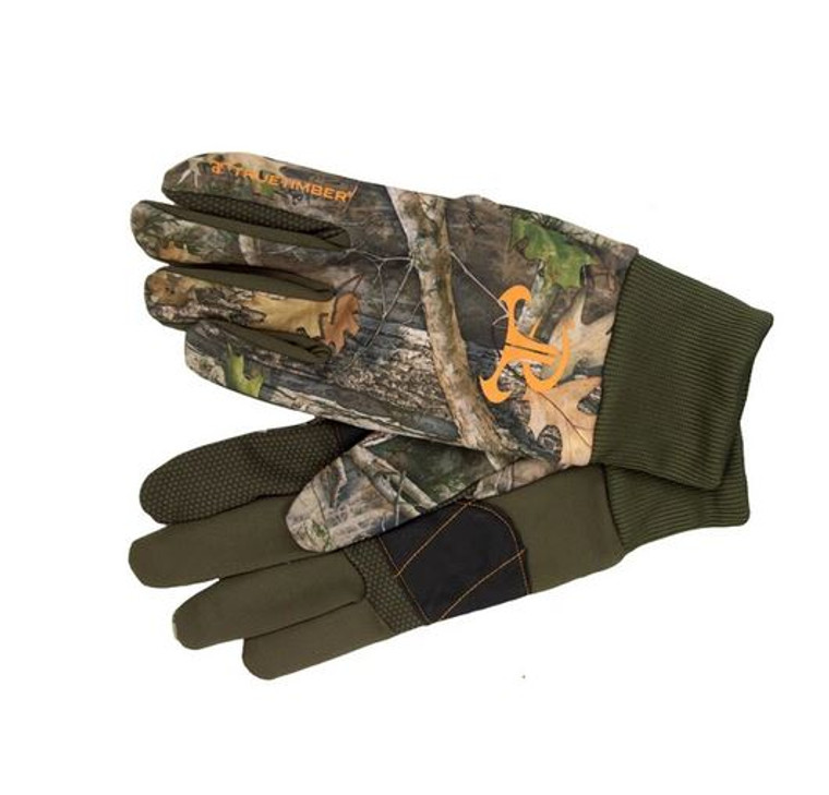 non insulated kanati oktober gloves with touch screen technology index fingers at okie dog supply