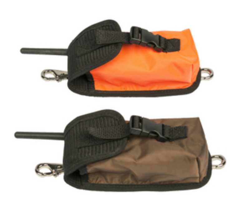 Gear pouch at Okie Dog Supply.