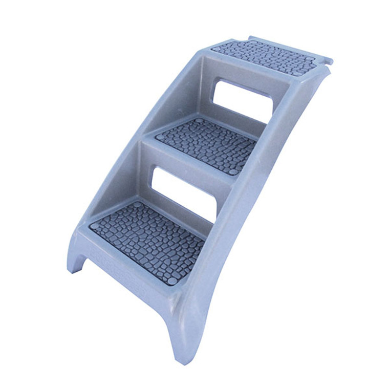 Give your dog a secure and comfortable path to high places with our quality multi use Booster Step. Available at OKIE DOG SUPPLY!