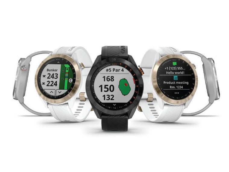 Approach® S40 - Golf Smartwatch