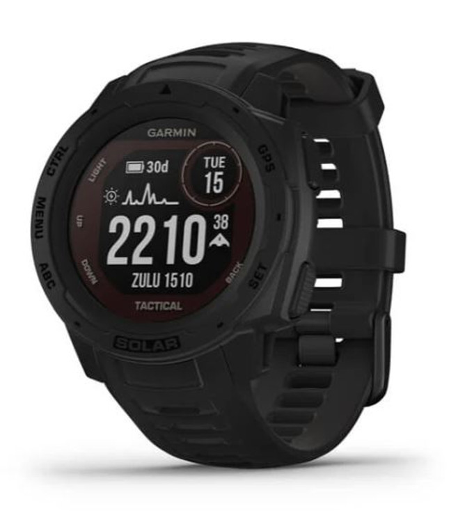 Garmin Instinct Solar Tactical - Fitness GPS Watch