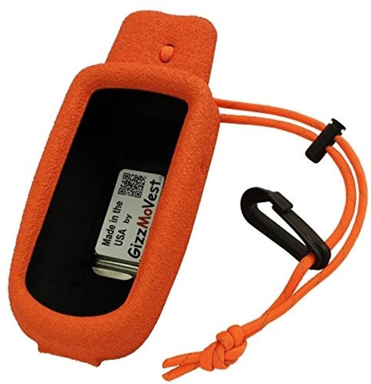 orange gizzmo vest for alpha 200i at okie dog supply