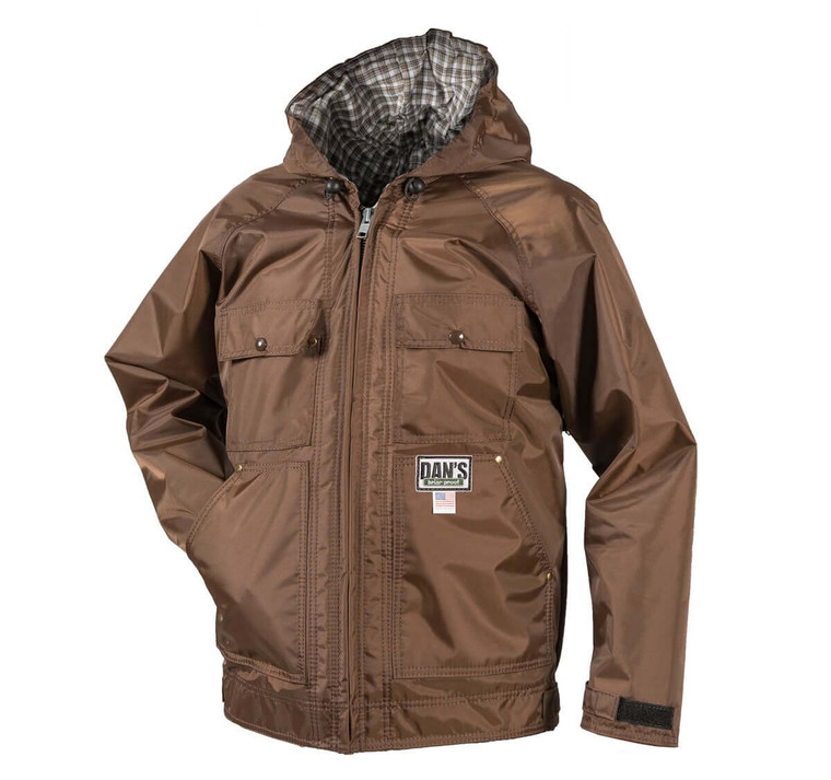 Sportsman's Choice Coat Hooded