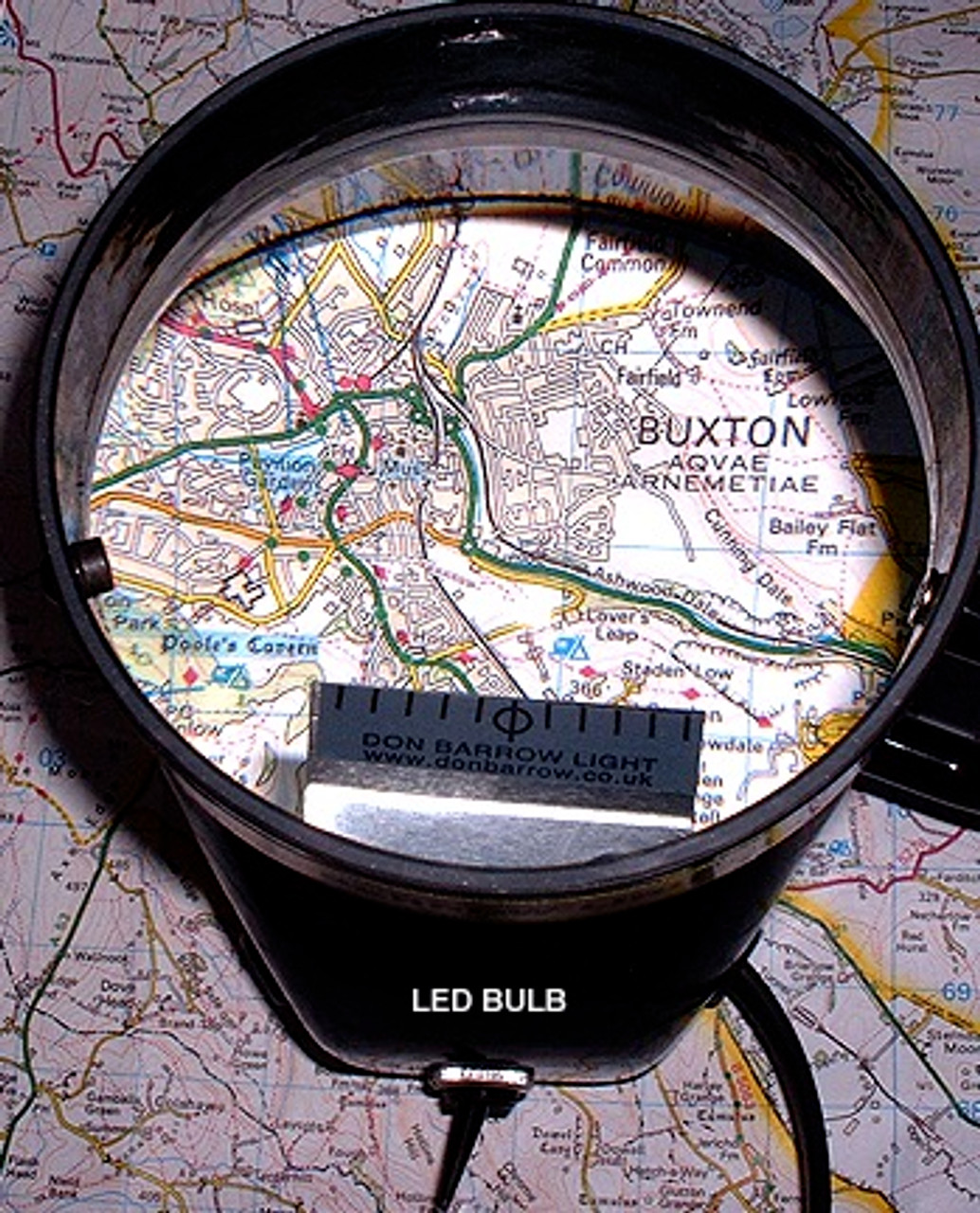 Don Barrow DB2 Map Magnifier