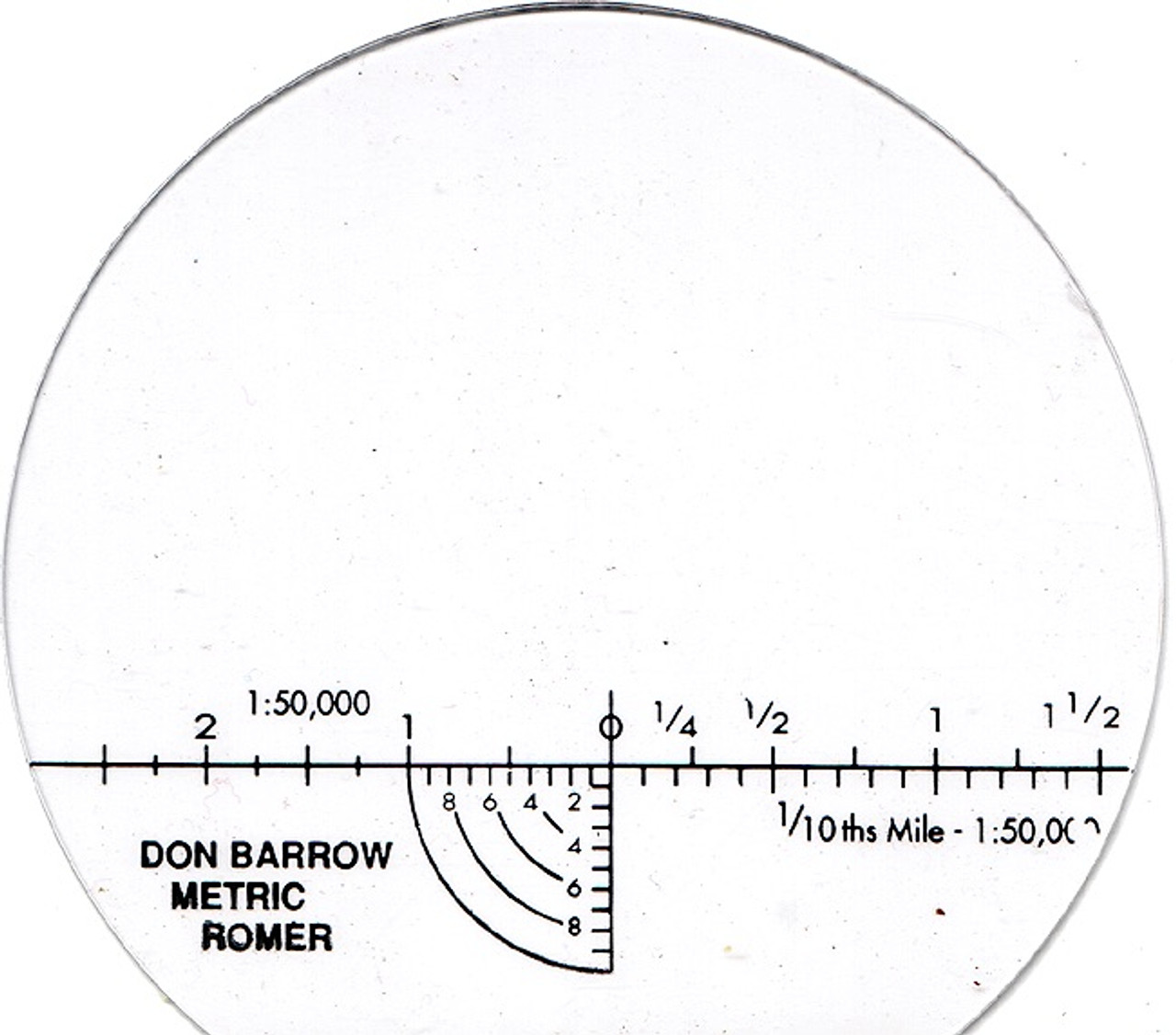 B01 1:50,000 Scale Romer