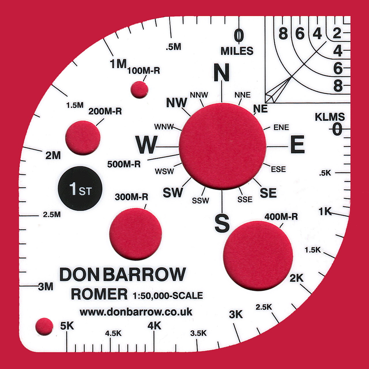 Don Barrow Super Romer