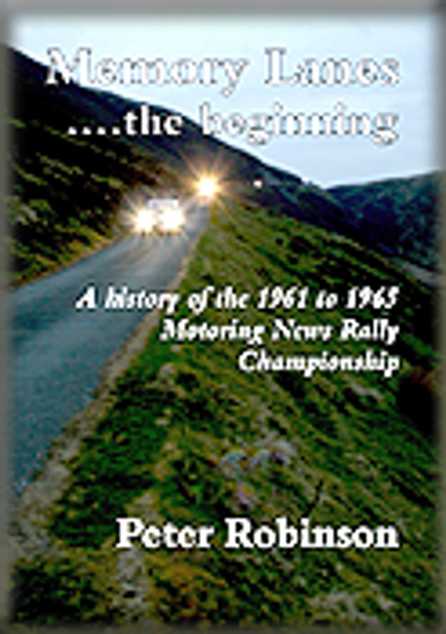 Peter Robinson's Memory Lanes - 'The Beginning