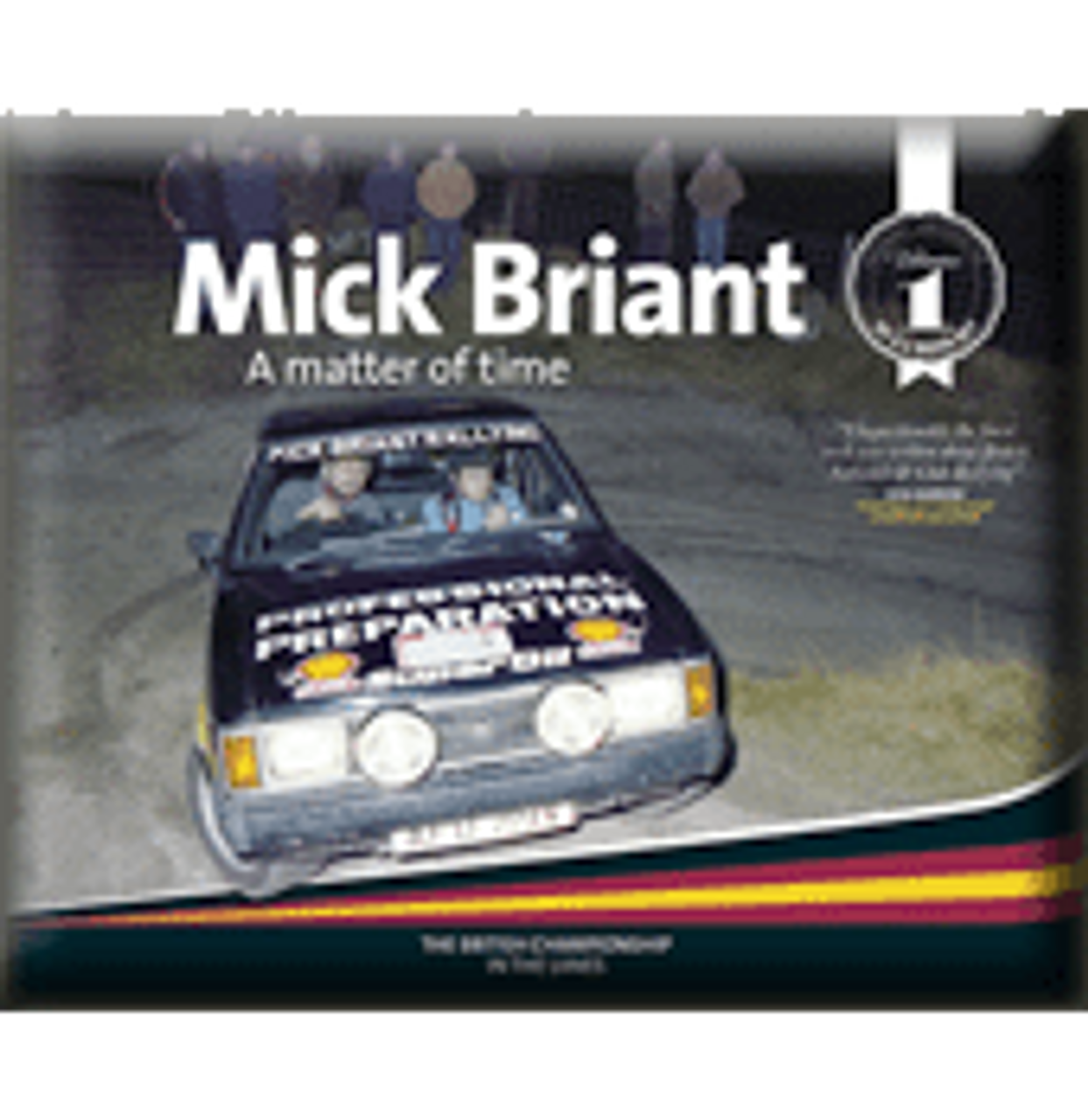 Mick Briant's 'A Matter of Time'