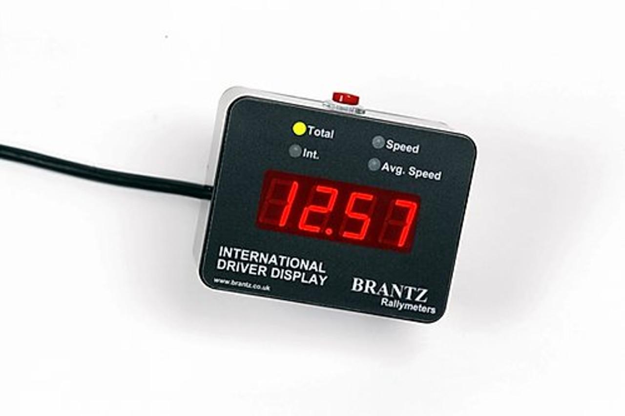 Brantz International 2S Driver Display (BR71)
