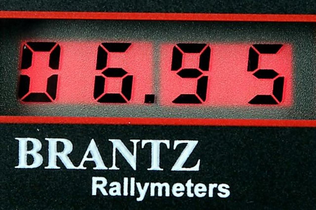 Brantz Marshalling Clock by Don Barrow