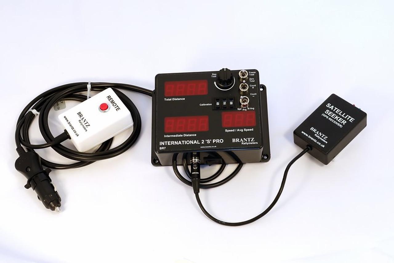 Plug & Go Brantz International 2S Pro GPS Bundle - BR7