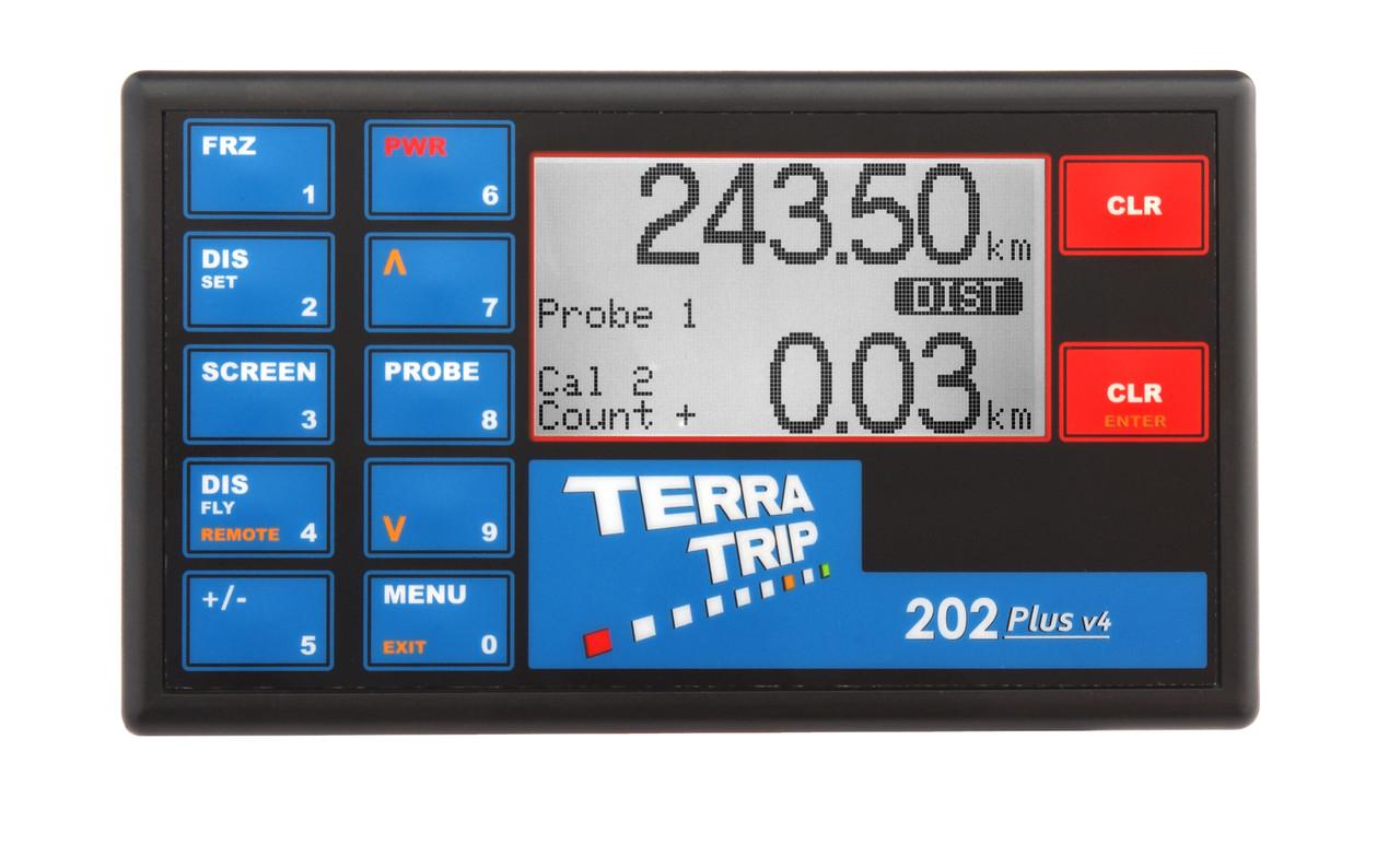 Terratrip 202 PLUS v4 Rally Computer