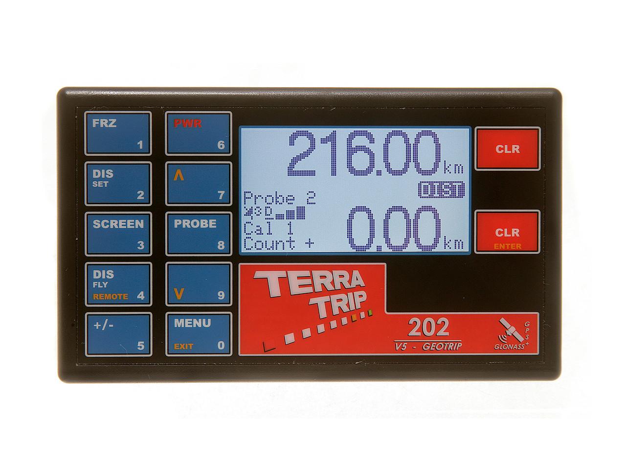 Terratrip Classic 202 GeoTrip V4 Rally Computer