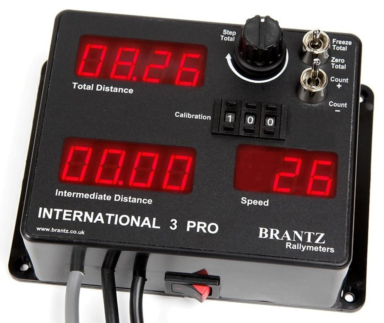 Brantz International 3 Pro (BR8)