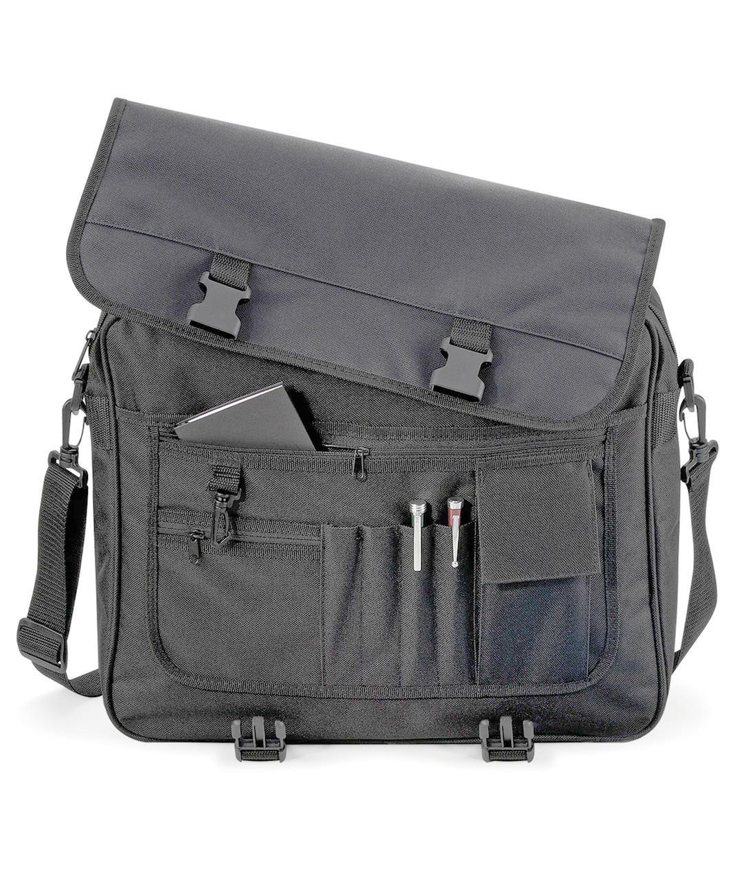 Don Barrow Navigators and Co-Drivers Kit Bag - Black -Inside 2
