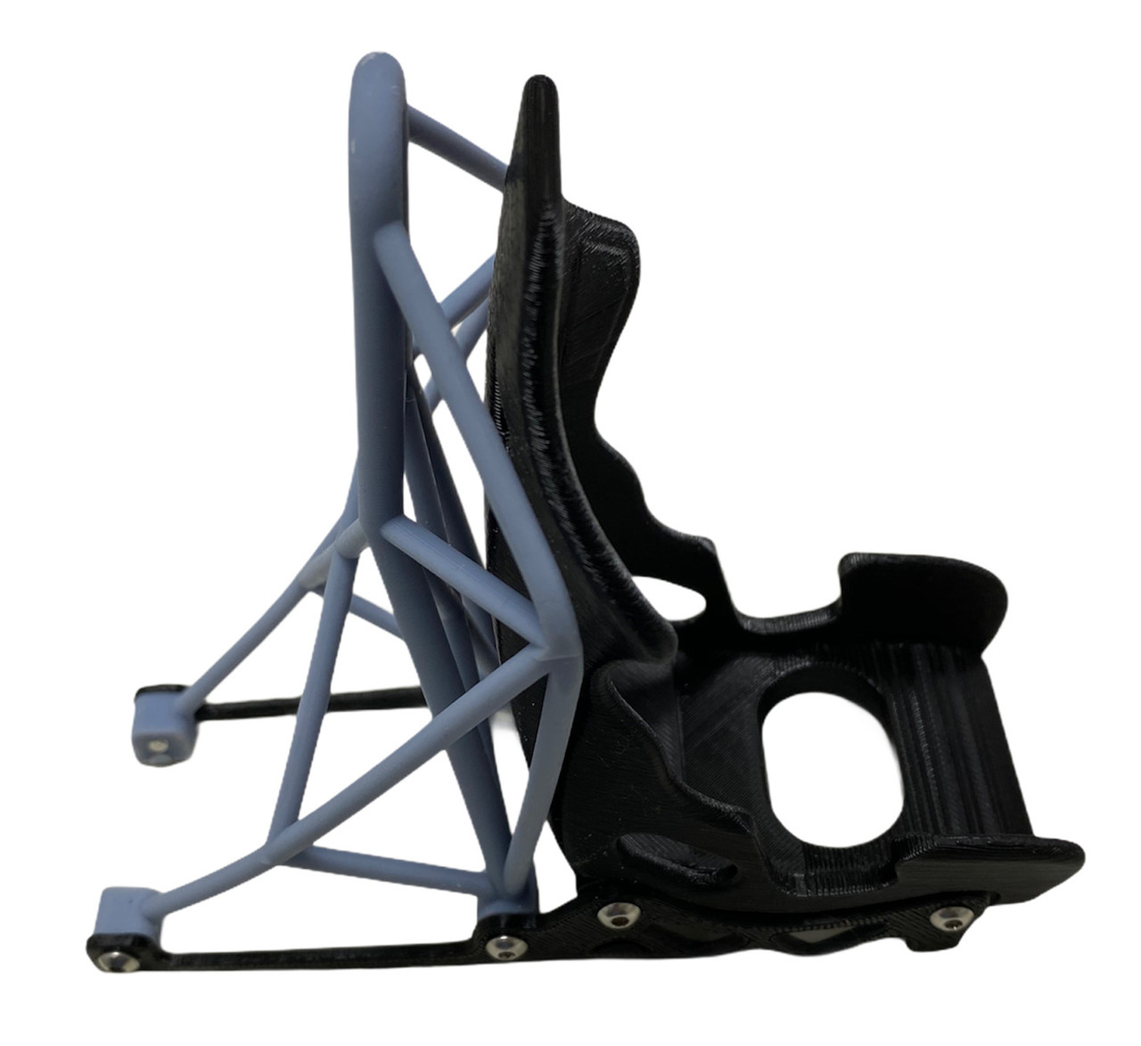 Mobile phone Bucket Seat Stand