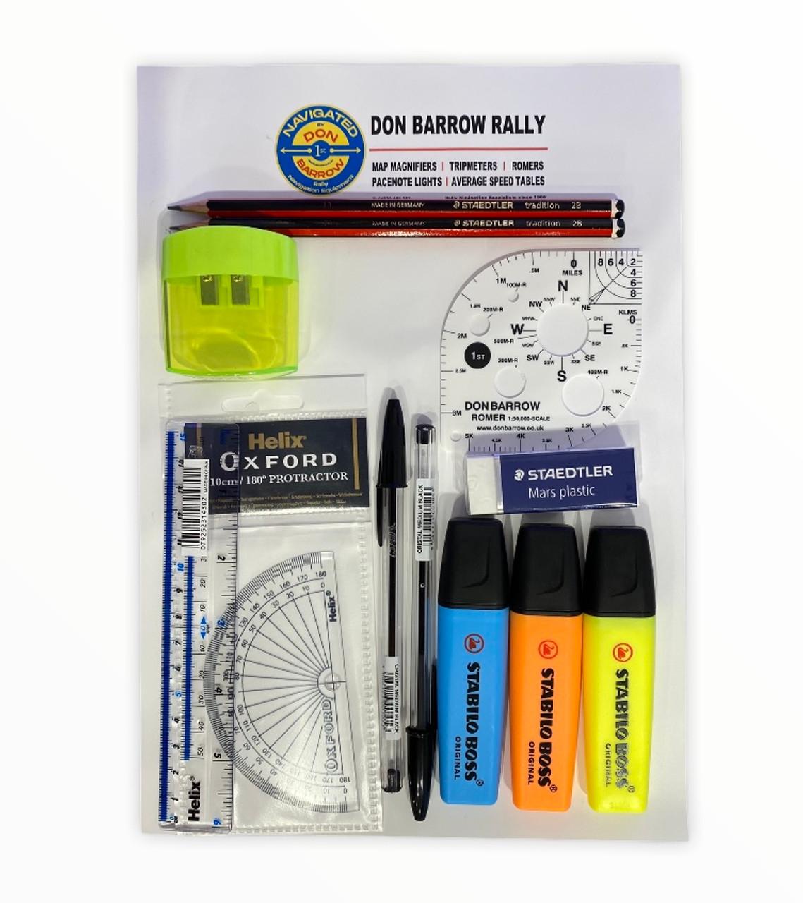 Navigators Starter Kit bits