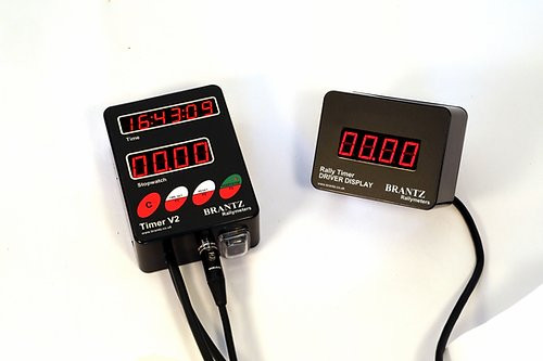 Brantz Rally Timer Driver Display (BR321)