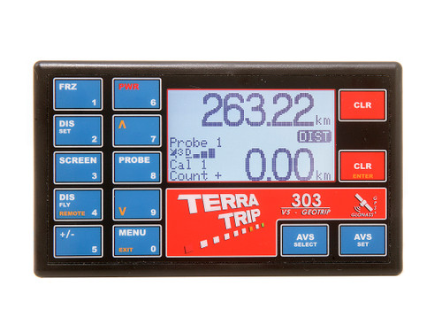 Terratrip 303 GeoTrip v5 Rally Computer