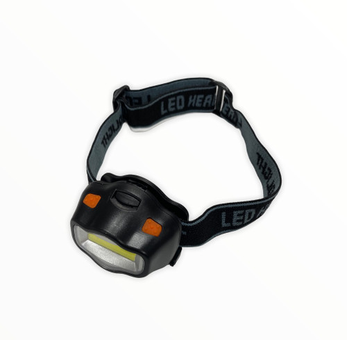 Don Barrow Head Torch