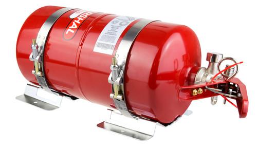 Lifeline foam fire extinguishers  - Rally Pack Zero 2000 AFFF 4.0ltr Mechanical & 2.4ltr Hand Held