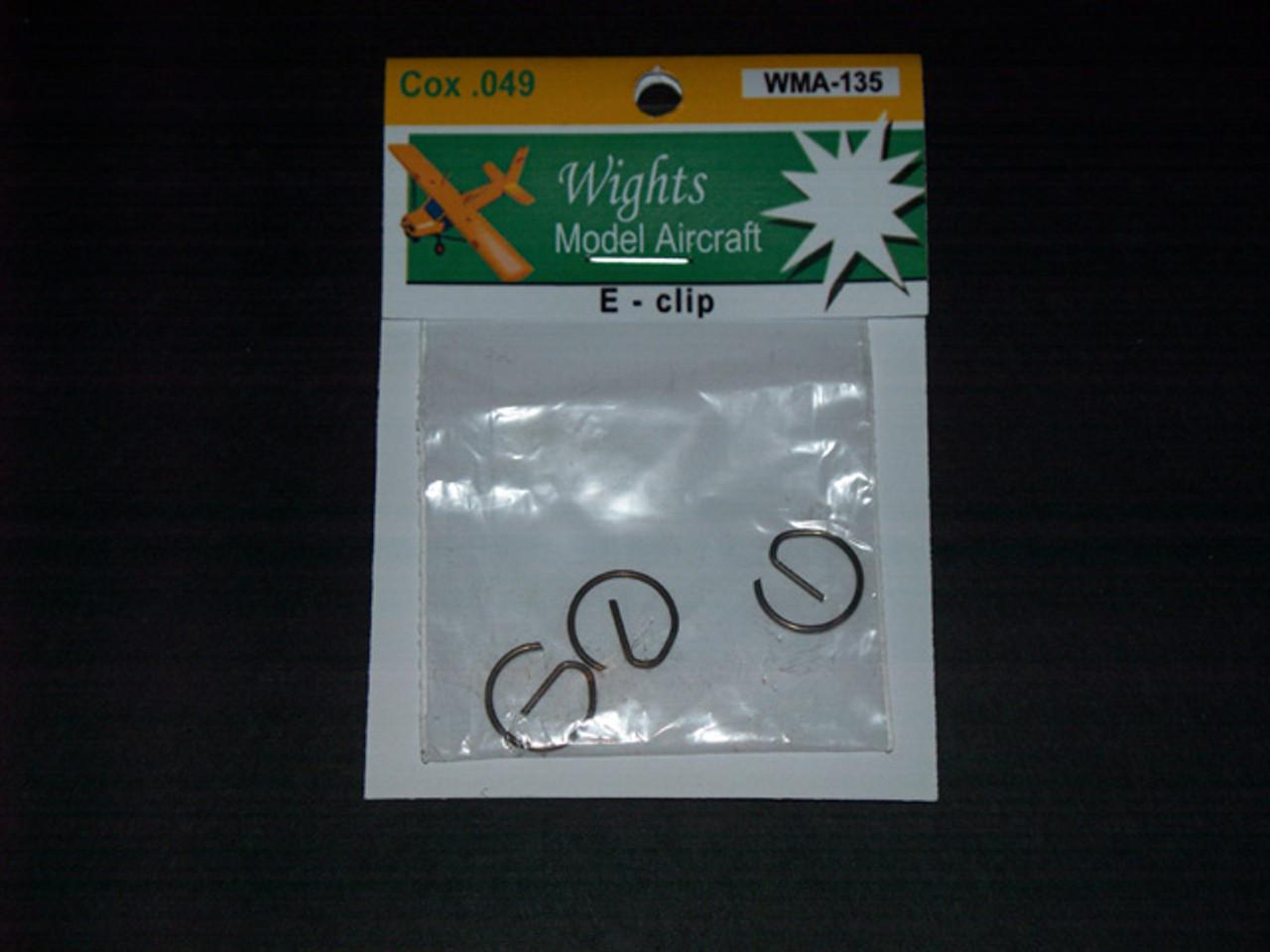 E-Clip - Reed Retainer - (WMA-135)