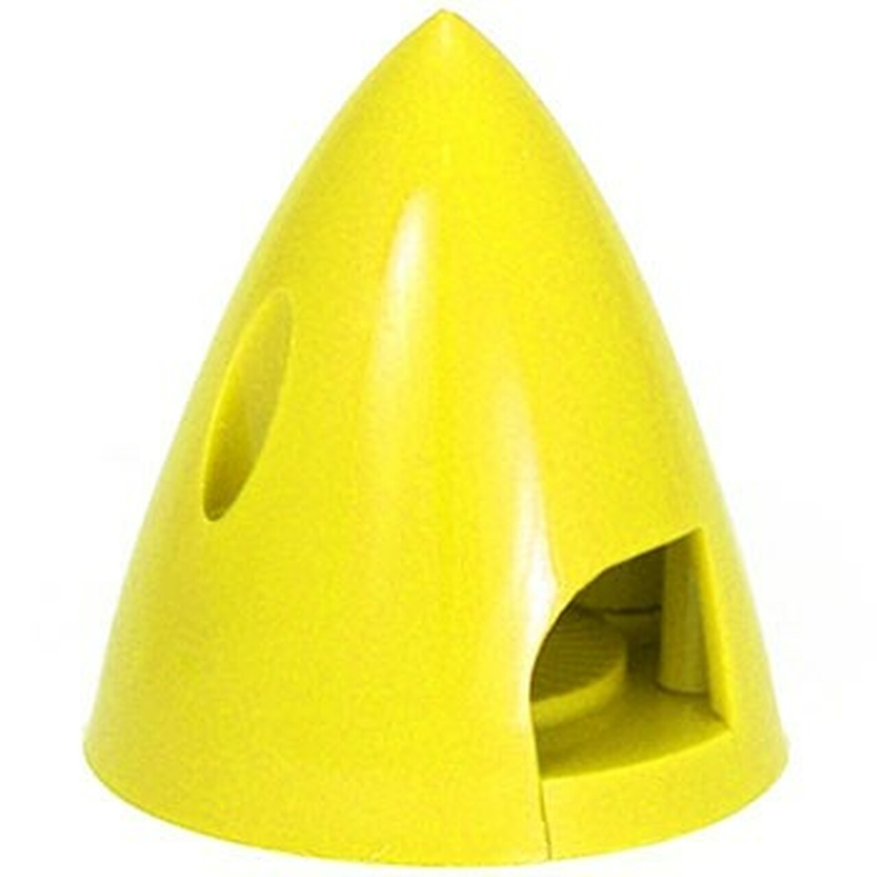 Spinner - 38mm (1-1/2in) Yellow - (DU-263)