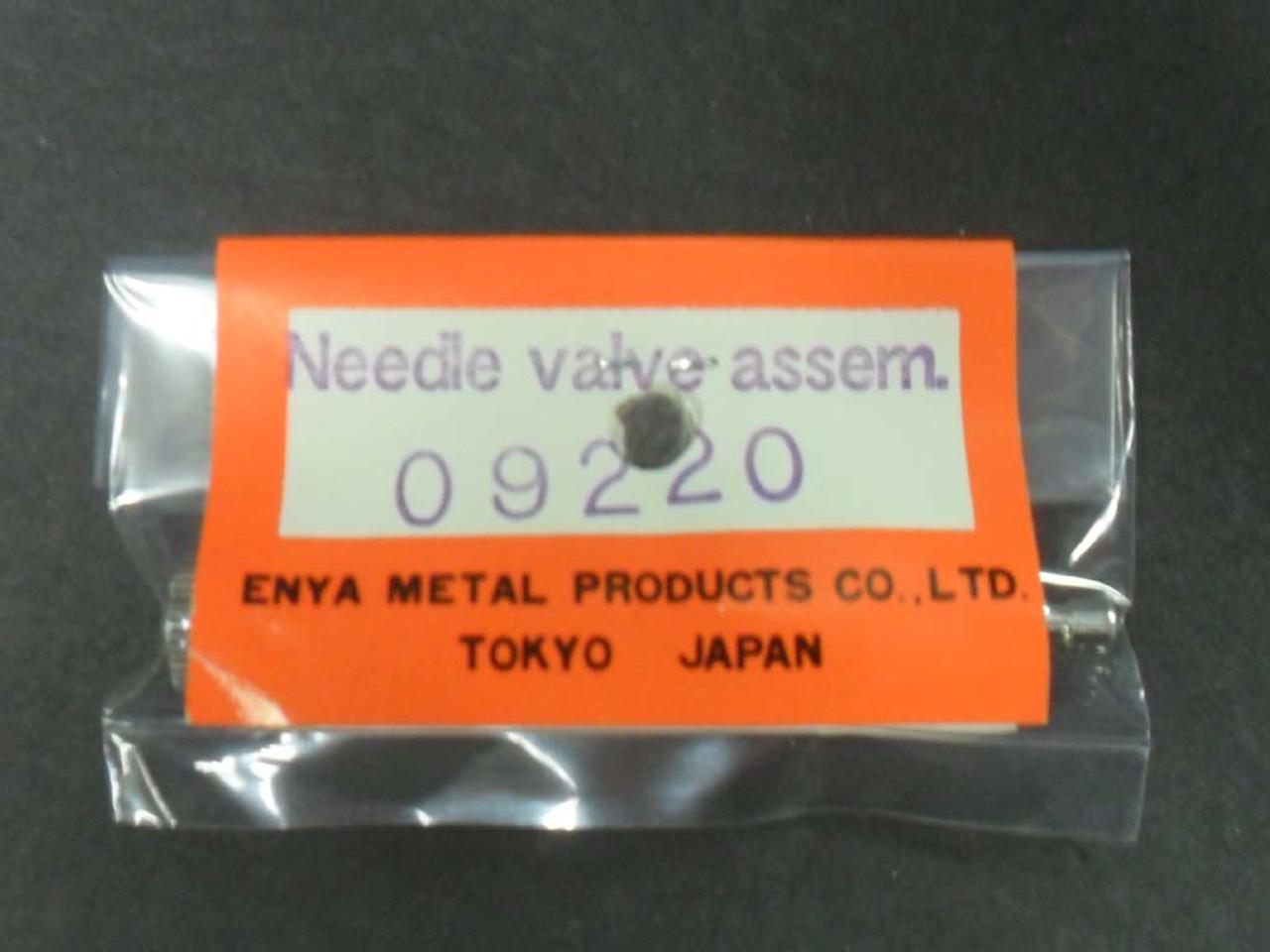 Needle Valve Assembly (.09) - Enya NVA - (EN-09220)