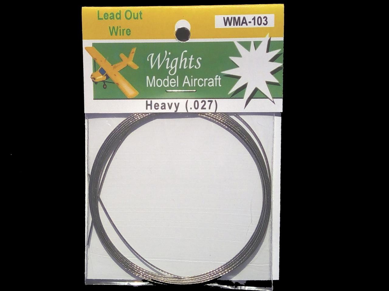 Leadout Wire Kit - Heavy - (WMA-103)