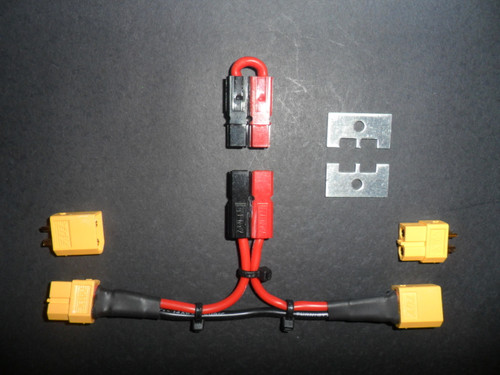 Anderson Style Harness (Type 1 -14AWG) - (WMA-766)