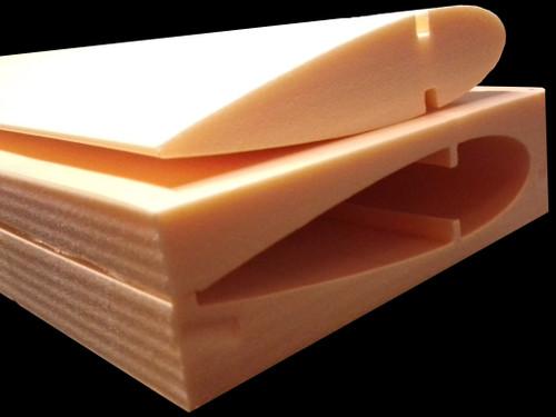 Viper - Foam  Wing - Small - Stunt - Solid -  590*150*32mm - (VFW-10S)