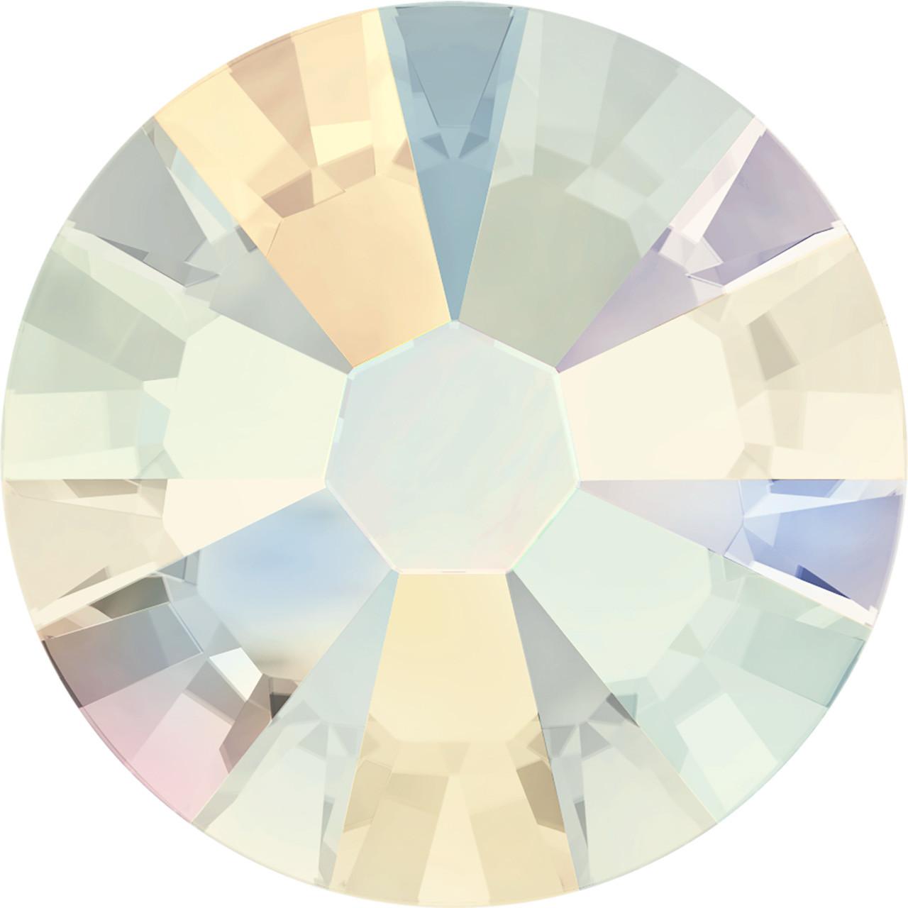 4568ce145 Swarovski 2058 Flat Back Rhinestones Crystal Shimmer 7ss ...