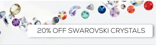 20 Off Swarovski Clearance